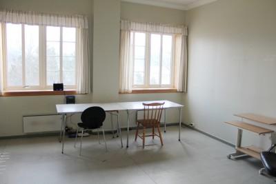 Studio space first floor