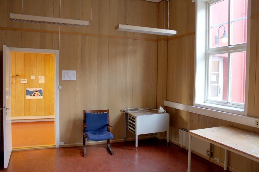 Studio -ground floor