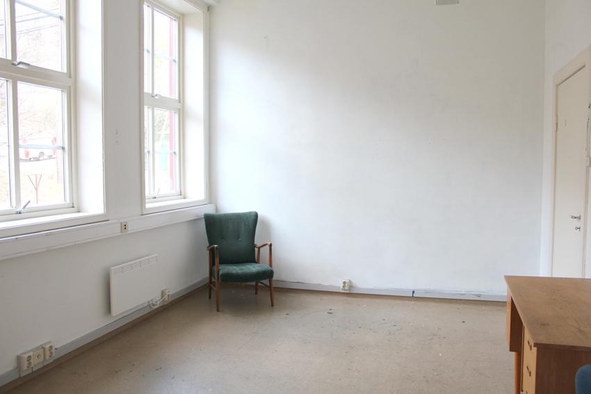 Studio, ground floor