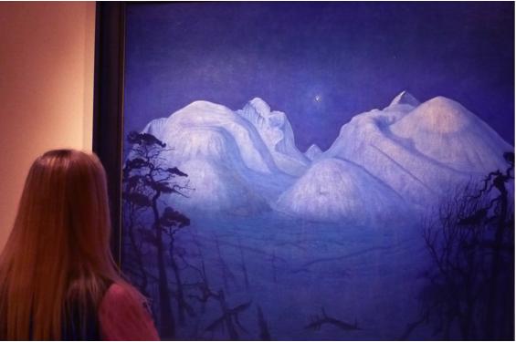 Anna glynn-painting Harald