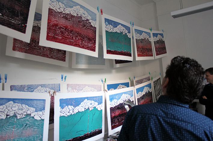 Open studio 9